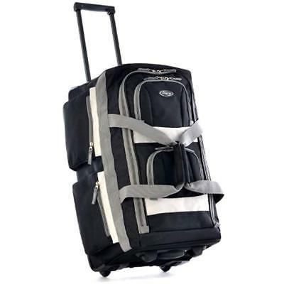 luggage travel duffels 29 8 pocket rolling