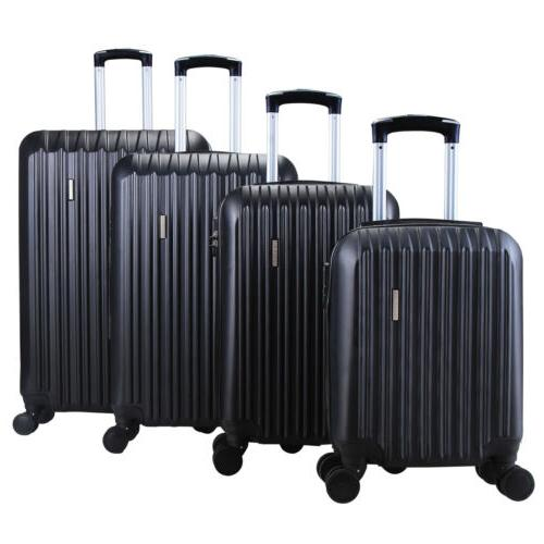 Luggage Travel Set ABS Carry On Lock