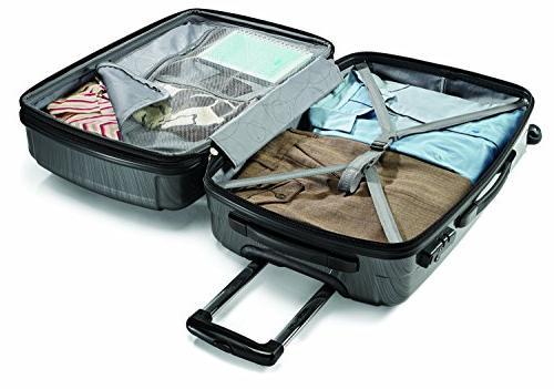 Samsonite Luggage 2 Fashion HS