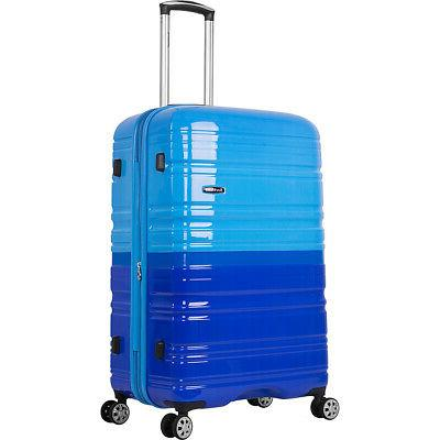 Rockland Melbourne 2-Piece Spinner Luggage