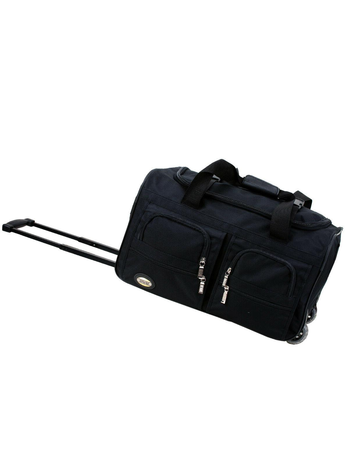 ROCKLAND PC ABS LUGGAGE