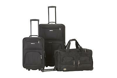 melbourne abs luggage set
