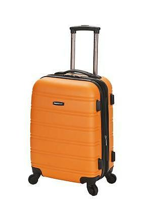 melbourne expandable abs orange carry