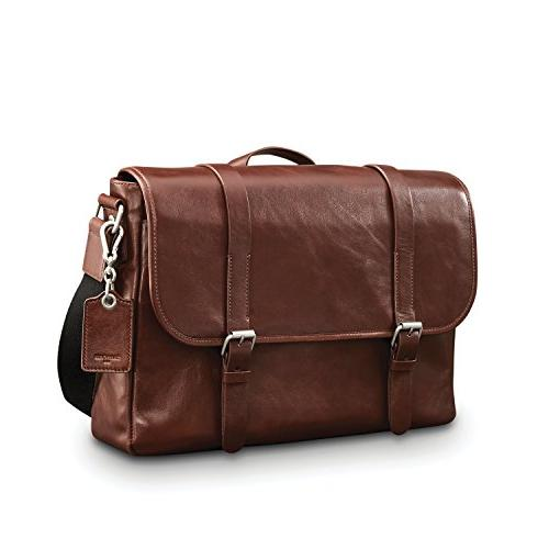 mens leather 1910 heritage messenger