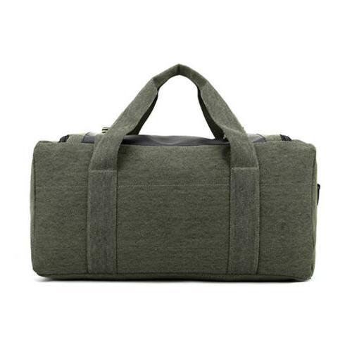 Military Gym Bag Sports Travel Handbag Shoulder