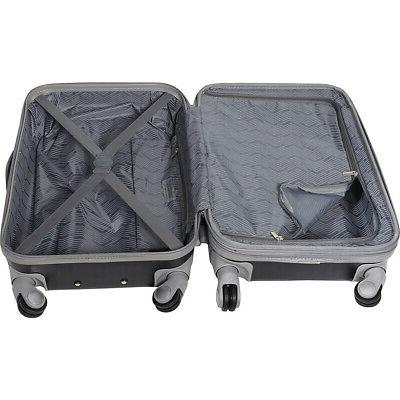"""Travelers Club Luggage 20"""" Carry-On NEW"""