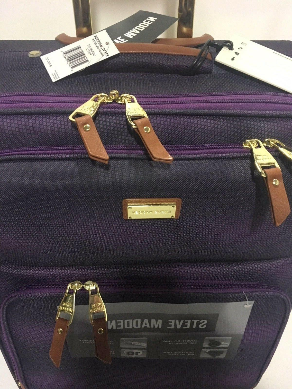 SPINNER COLLECTION SET $840 PURPLE