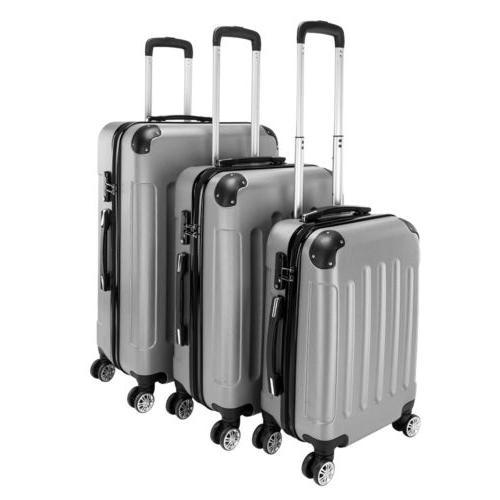 new 3pcs 20 24 28 luggage travel