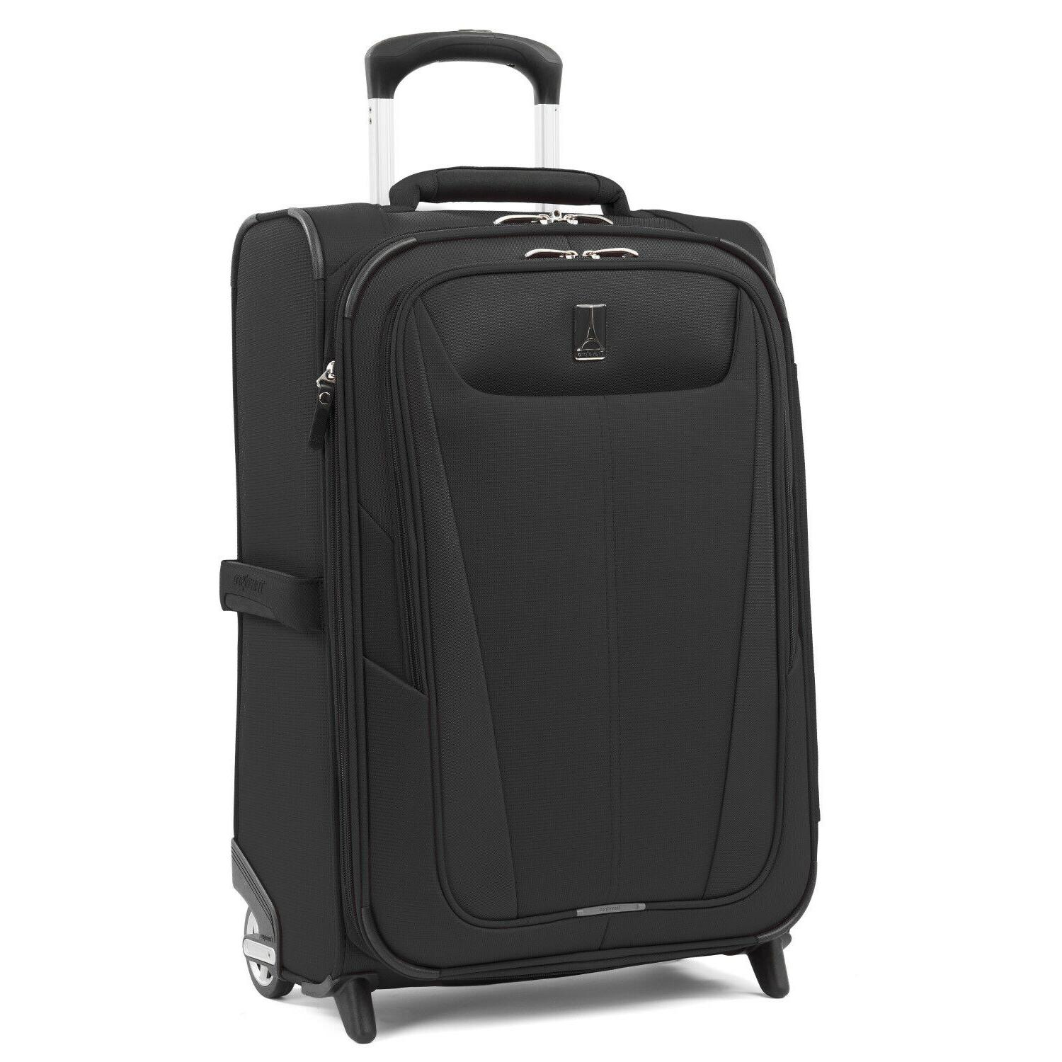 """NEW Maxlite 22"""" Expandable Carry-On Rollaboard -"""