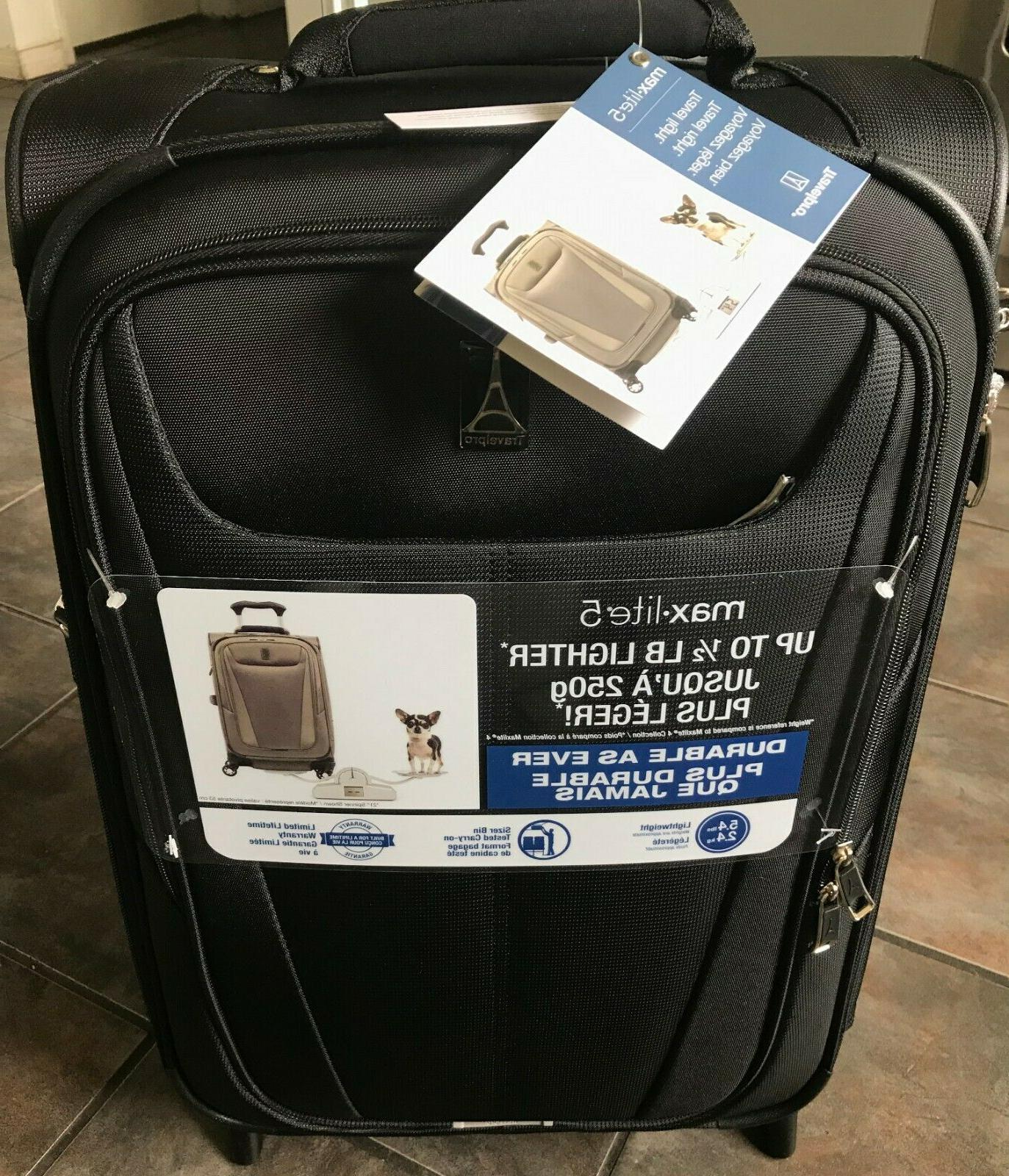 new maxlite 5 22 expandable carry on