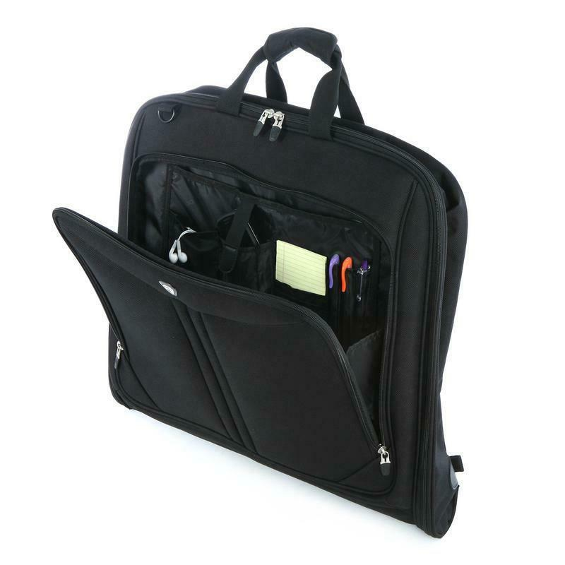 new usa vector deluxe garment carrier bag