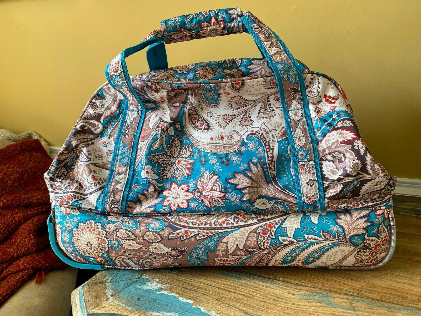 NWT Carry On Size Bag