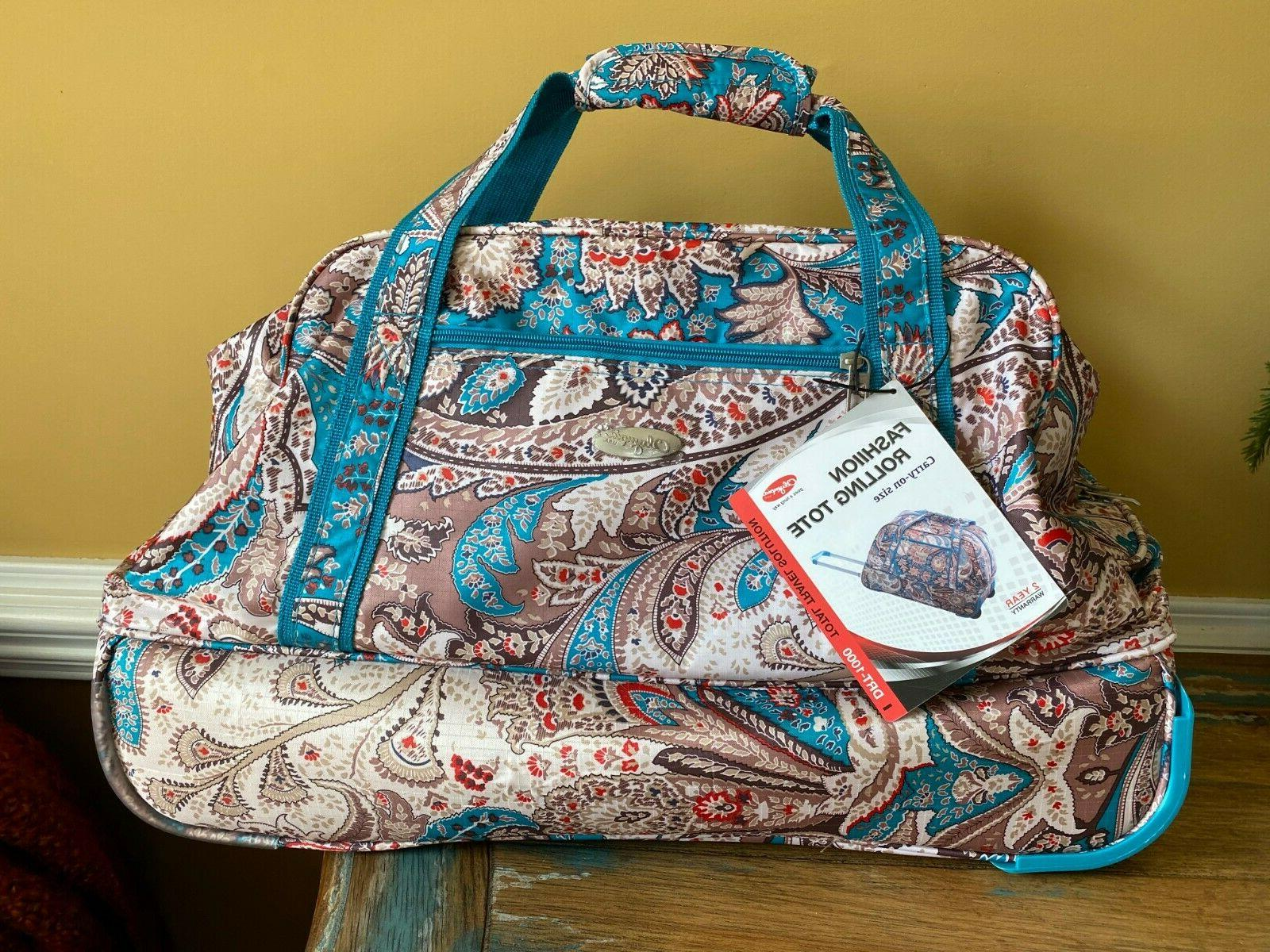 NWT Olympia On Bag