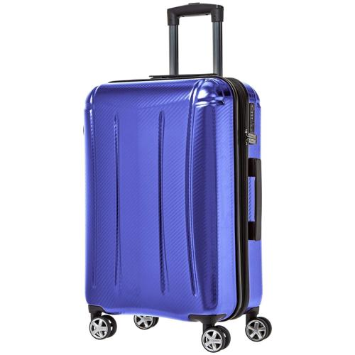 AmazonBasics Oxford Luggage Expandable Suitcase with TSA Loc