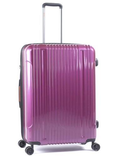 pinnacle 28 in hard sided luggage travel
