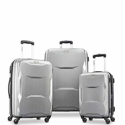 pivot 3 piece set luggage