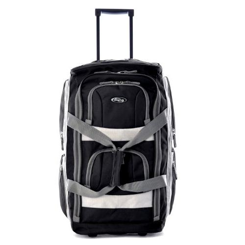 Olympia Pocket 29in. Rolling Duffel