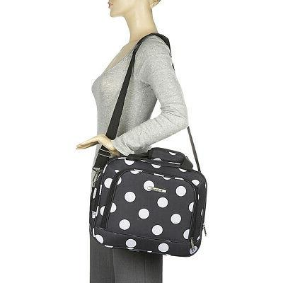 Rockland Polka Dot 4-Piece Set NEW