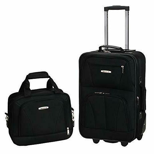 polycarbonate abs upright luggage set