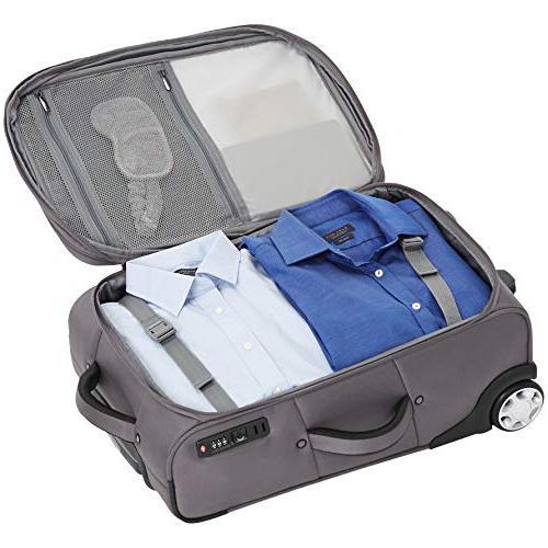 AmazonBasics Upright Softside Suitcase Lock
