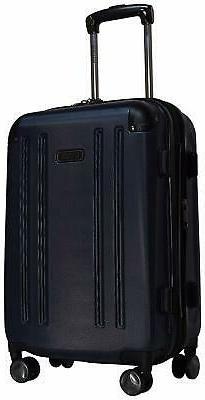 "Reaction 8 Wheelin Expandable Luggage Spinner Suitcase 20"""