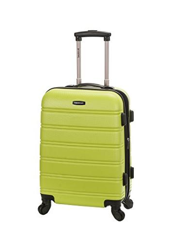 Rockland Melbourne Carry-On - Lime