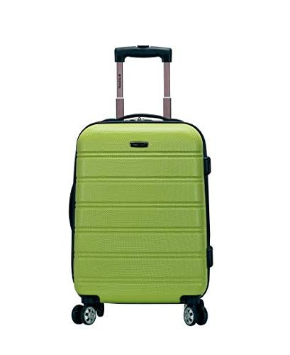 rockland luggage melbourne series carry