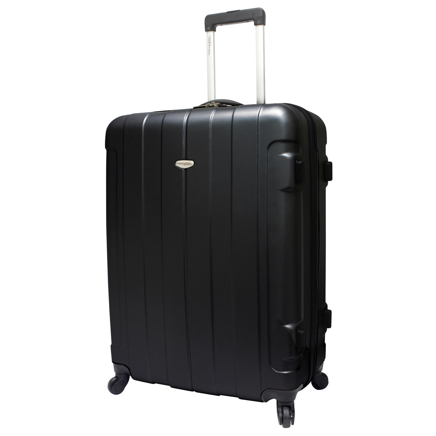 Traveler's Choice Rome 29 Hardshell Spinner Suitcase