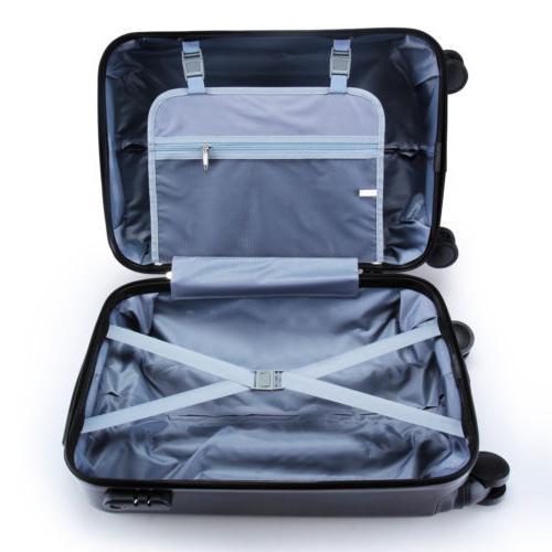 "Set Set Travel Bag Trolley 20"" 28"""