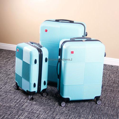Set of Luggage Suitcase Lock