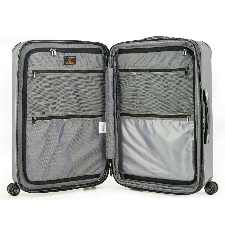 Silverwood Polycarbonate Hardside Suitcase