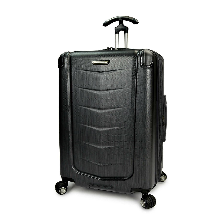 "Silverwood 26"" Polycarbonate Hardside Spinner Luggage Suitcase"