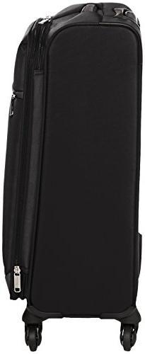 AmazonBasics Softside Spinner 25-inch,