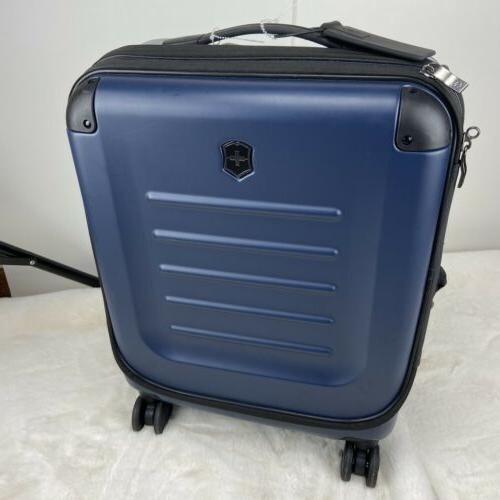 Victorinox Spectra 2.0 Expandable Global Carry On Navy Lugga