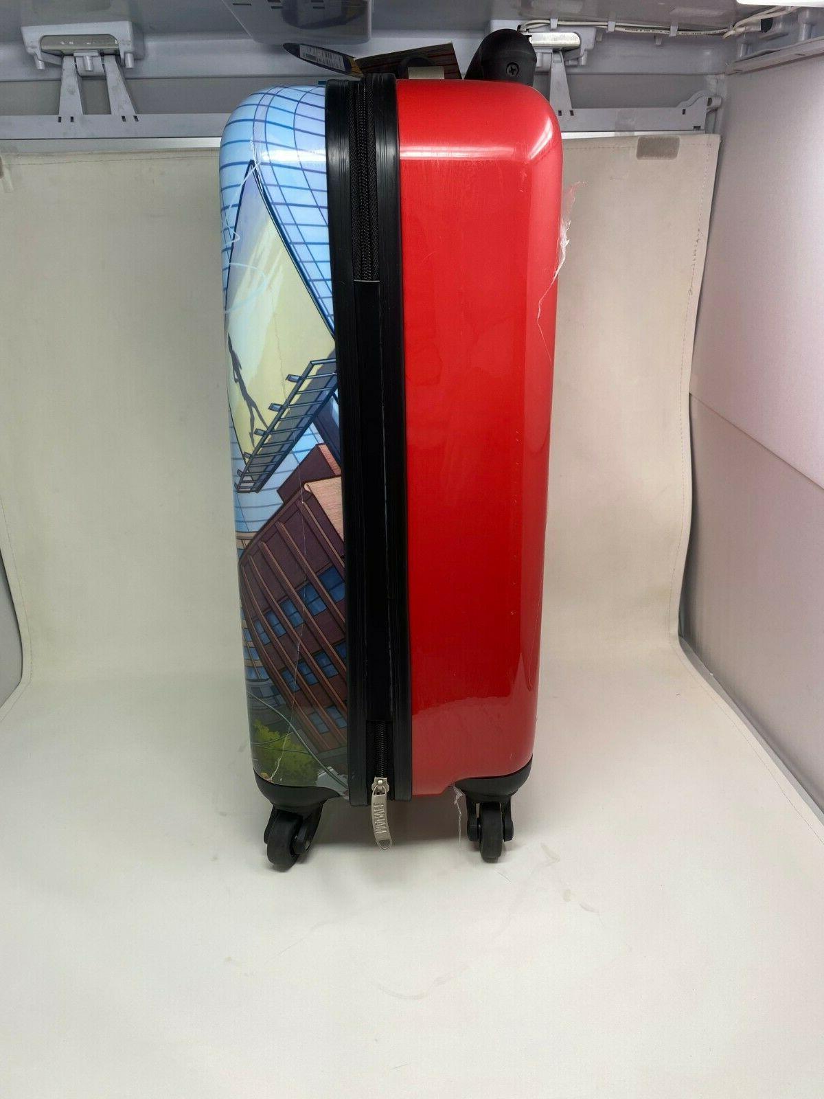 Marvel Hardside Luggage Kids 18 Inch