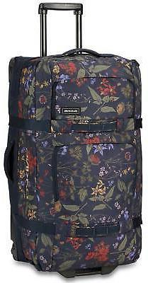 Dakine Split Roller 110L Bag Travel Wheeled Luggage Botanica