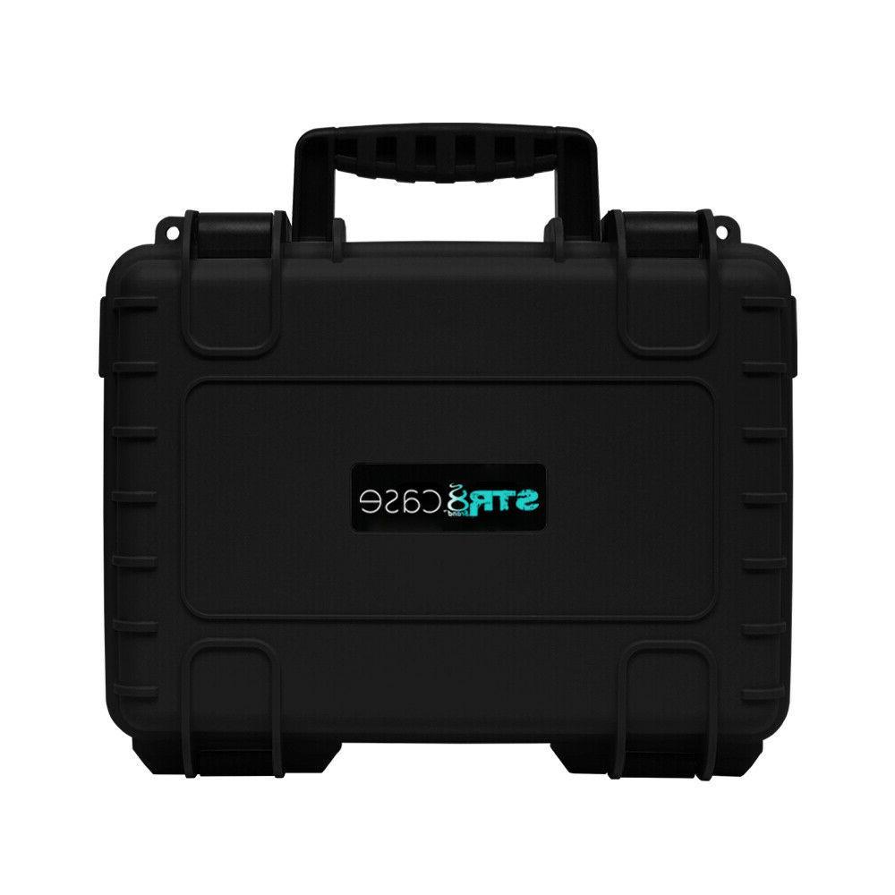 STR8 Carrying Cases Layer Cut Grid Configuration Foam