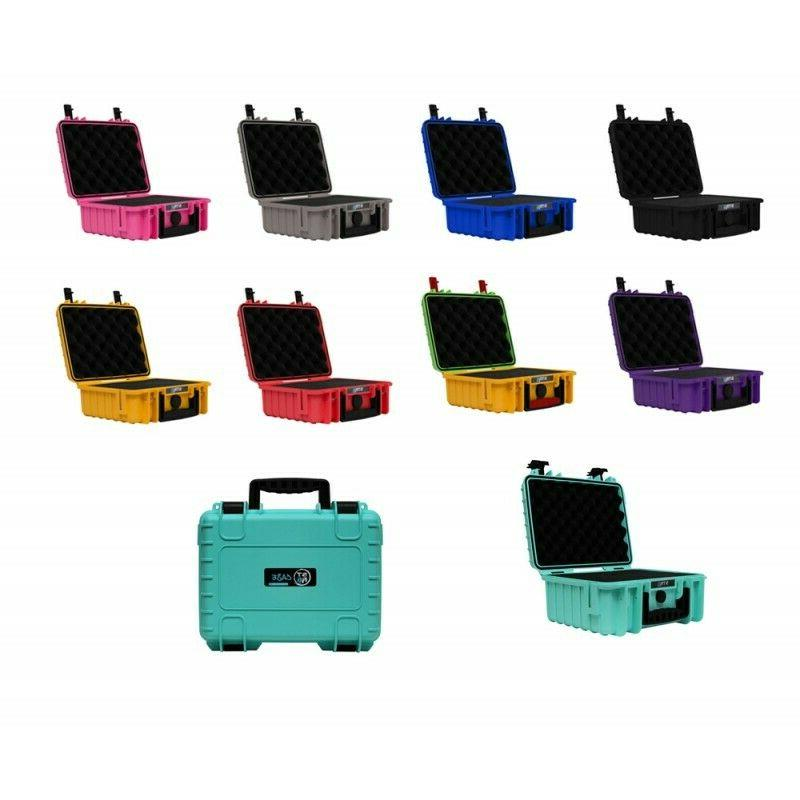 str8 hard shell carrying cases with layer