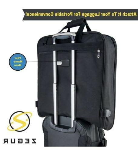 ZEGUR Suit Carry Garment Bag for Travel
