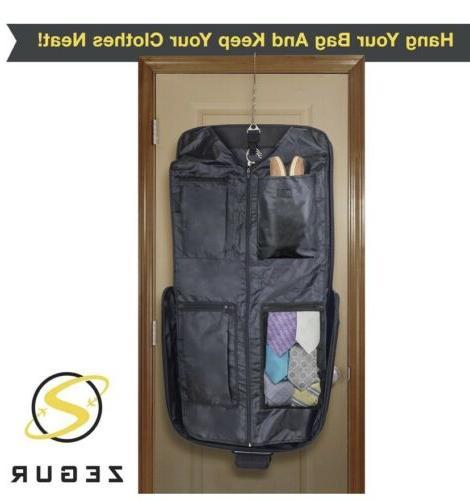Garment Bag Travel & Business Trips Shoulder Strap