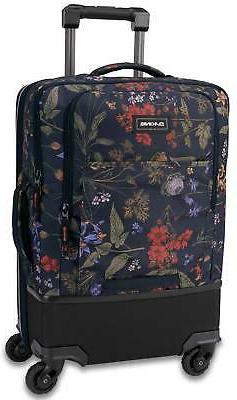 DaKine Terminal Spinner 40L Roller Luggage - Botanics - New