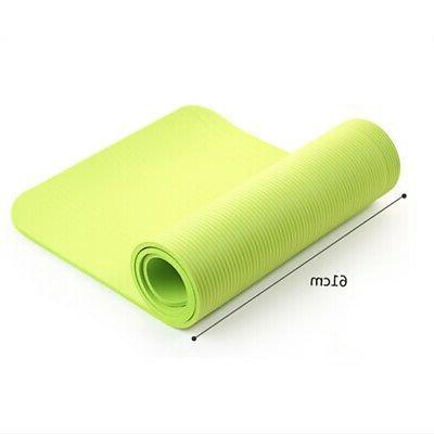 Thick Yoga Mat Pilates