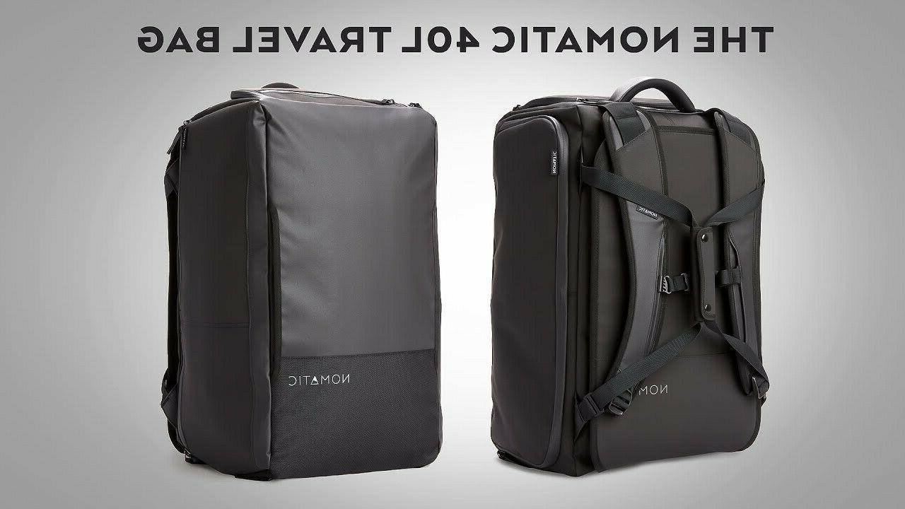 travel bag 40l version ii new in