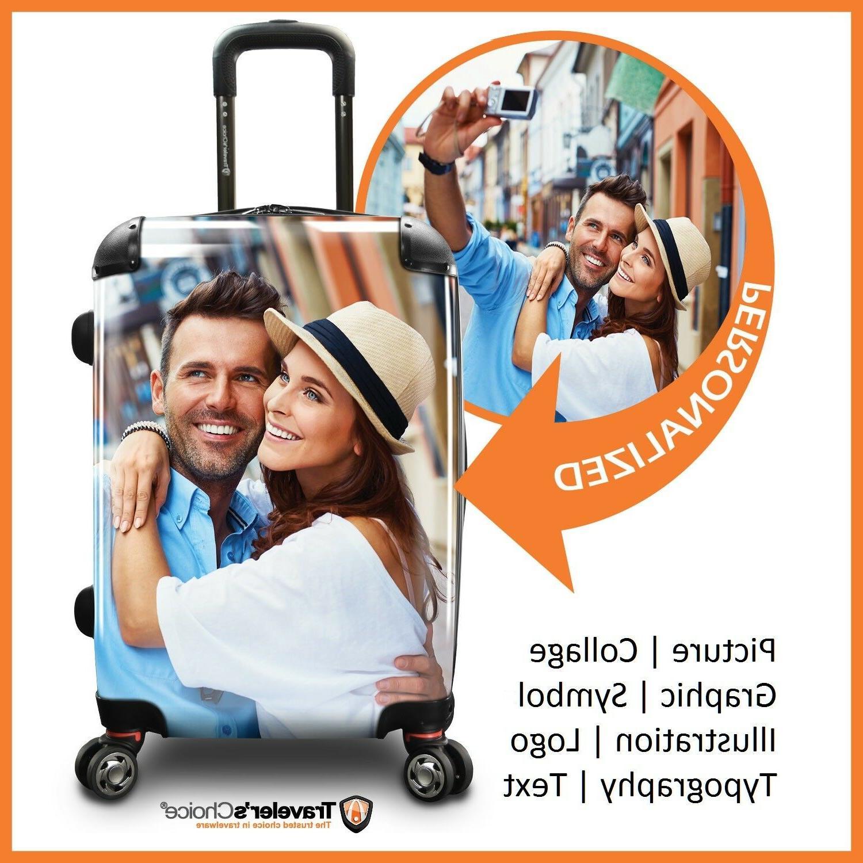 traveler s choice 22 carry on customized