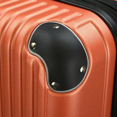 Traveler's Piece Spinner Luggage Set NEW