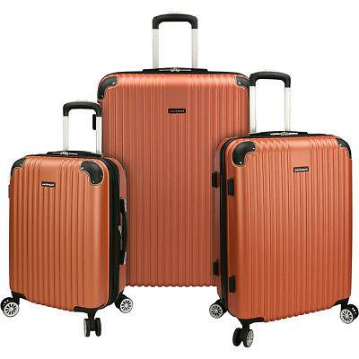 traveler s choice charvi 3 piece expandable