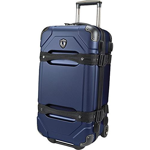 traveler s choice maxporter 24 rolling trunk