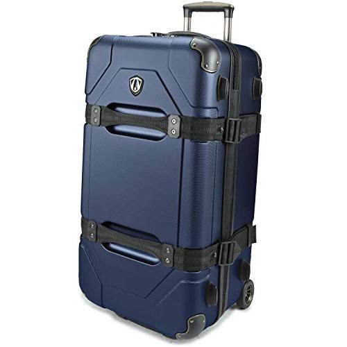 traveler s choice maxporter 28 rolling trunk
