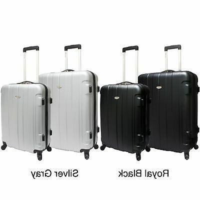 traveler s choice rome 2 piece hardside