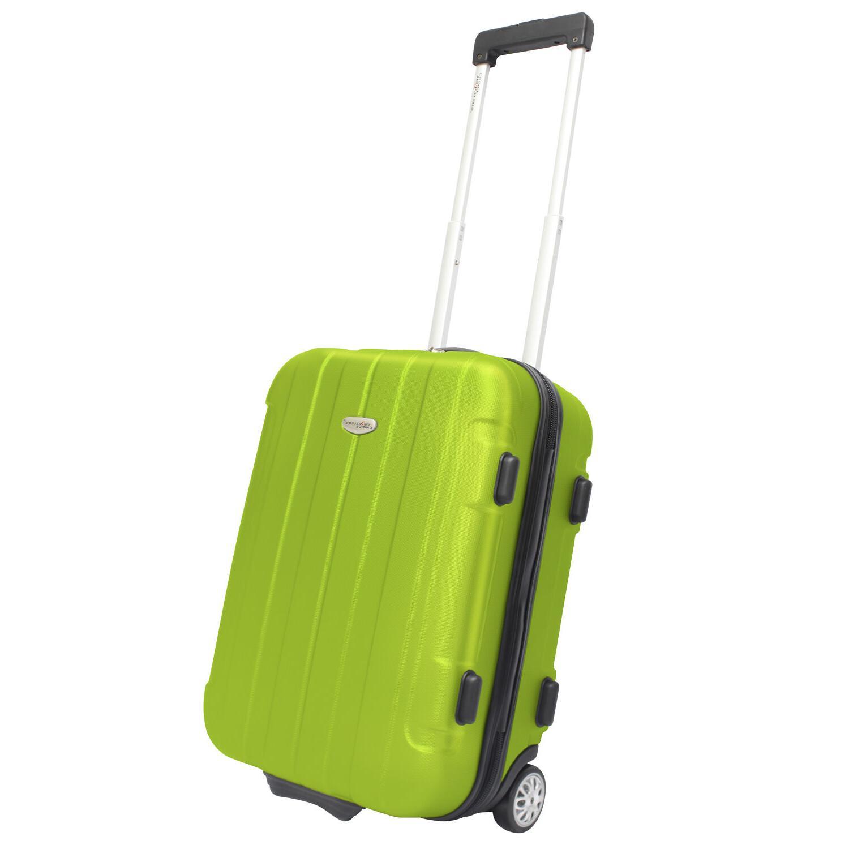 travelers choice rome lightweight hardshell luggage